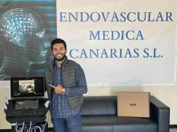 Foto de Francisco Copano Jurado, Director Comercial de Endovascular