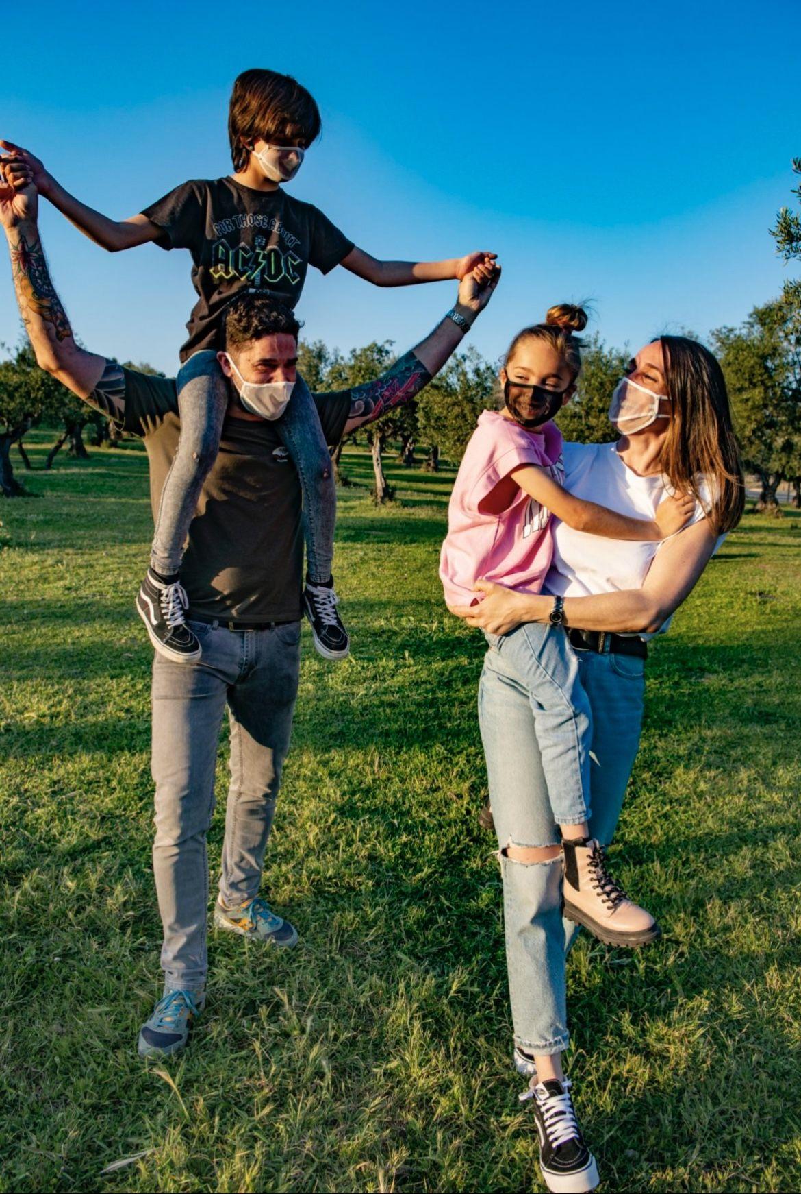 Fotografia Familia usando EMOTION