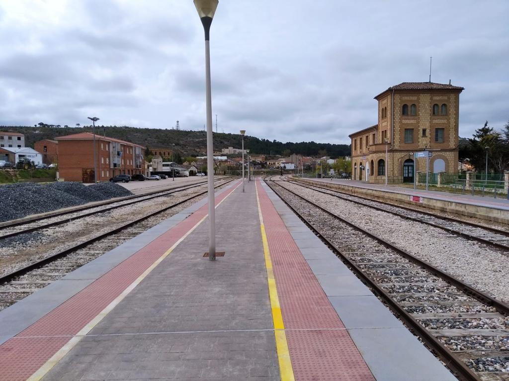 Fotografia Estación de Carboneras