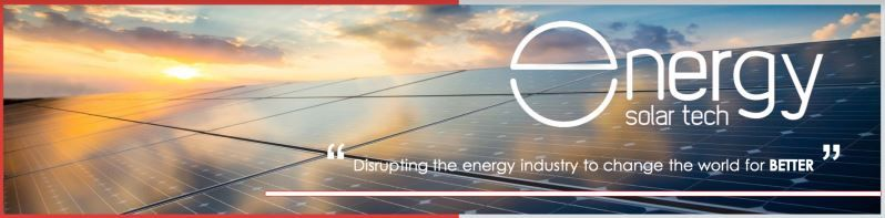 Fotografia Energy Solar Tech