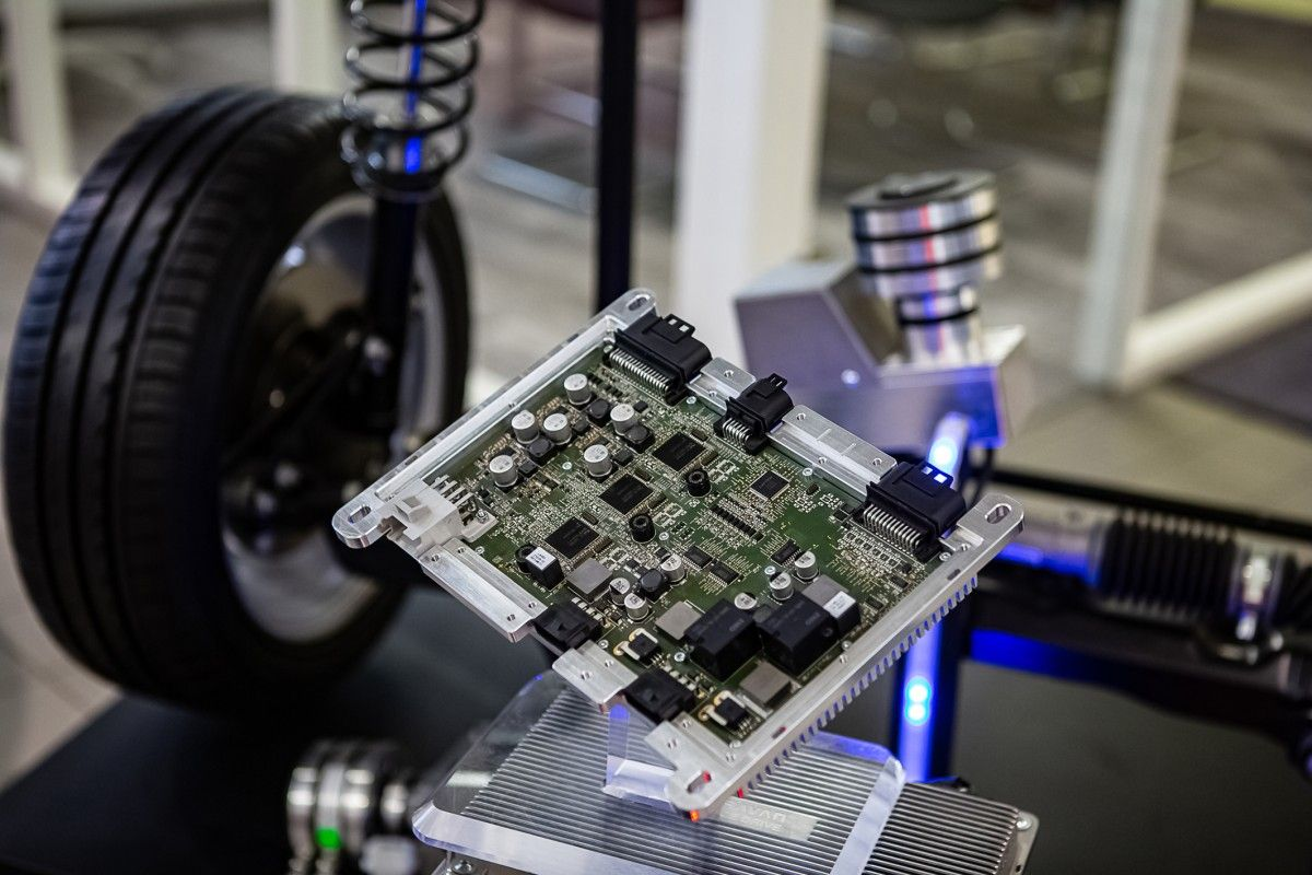 Space Drive: steer-by-wire revoluciona el DTM