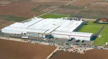 Fábrica de General Mills en San Adrián