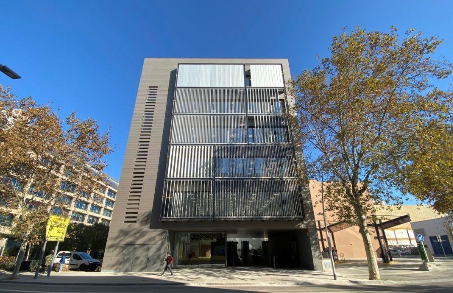 Fotografia Edificio de Ocado Technology Barcelona