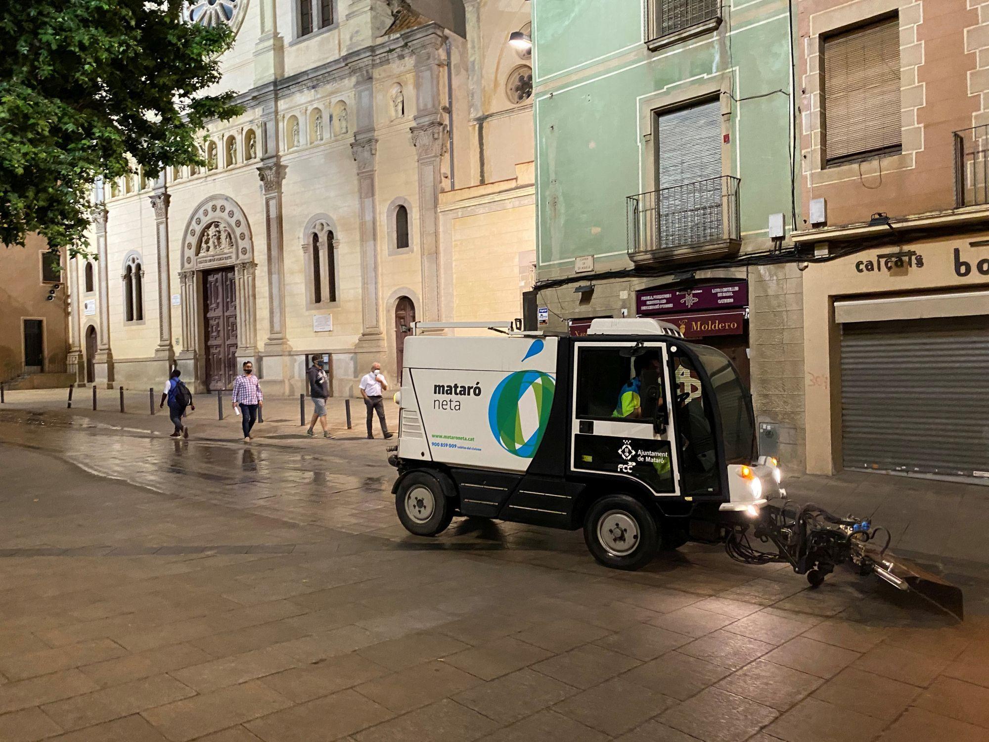 Foto de Baldeadora Servicio Limpieza, Mataró