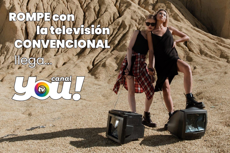 Fotografia Canal YOU! TV