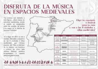 Foto de La Red Medieval retoma 'En Clave de RE-D' con la actuación