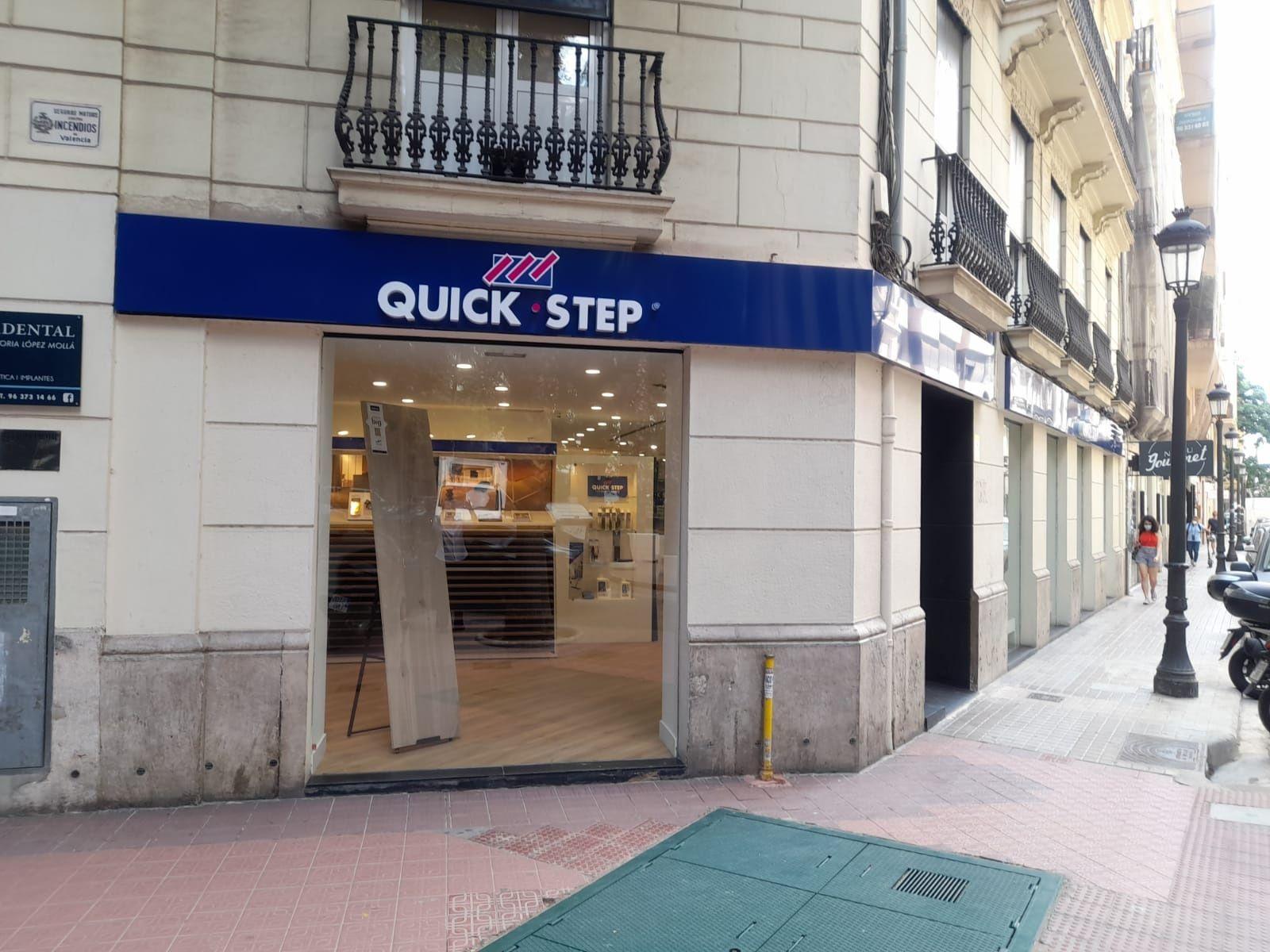 Quick Step Valencia
