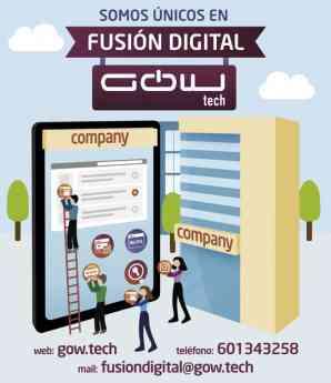 Noticias Comunicación   Fusión Digital de GOWtech