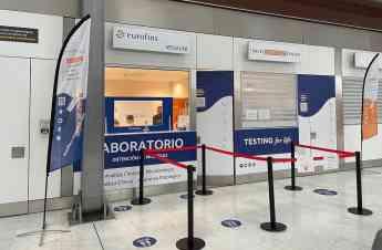 Eurofins Megalab tiene operativos  laboratorios COVID en 12  aeropuertos españoles