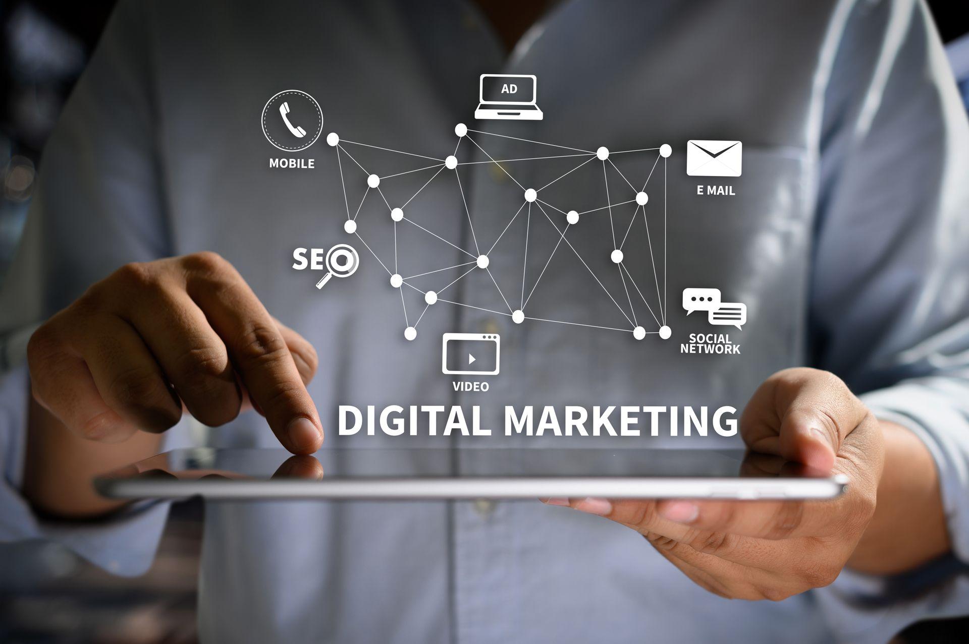 Fotografia Marketing Digital