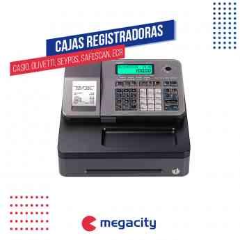 Cajas registradoras. Megacity