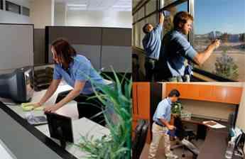 limpieza de oficinas en Zaragoza