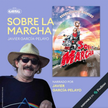 Foto de Javier García Pelayo narra sus memorias en Sobre la marcha.
