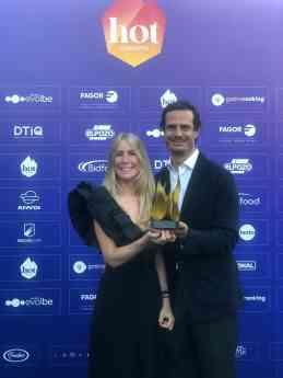 Noticias Emprendedores | Oído Cocina Gourmet recibe el premio a la