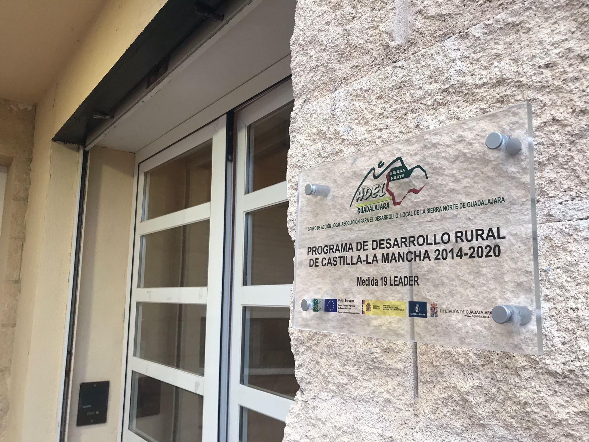 Fotografia Sede de ADEL Sierra Norte