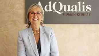 Consuelo Castilla, socia fundadora y presidenta de AdQualis Human Results y presidenta de Fundación Exit