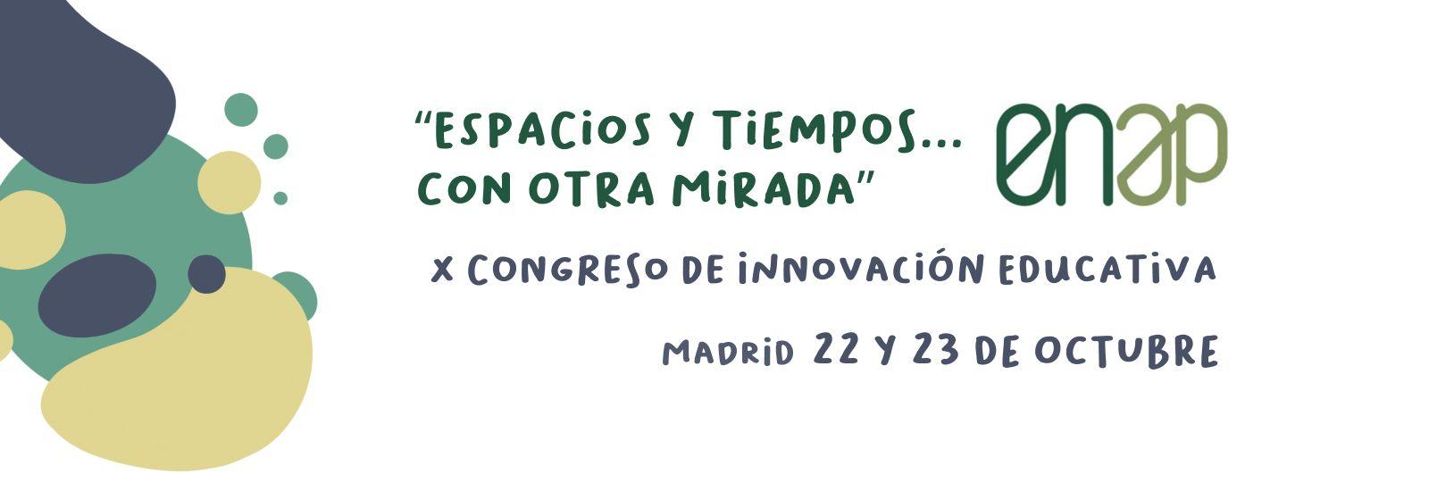 Fotografia X Congreso de Innovación Educativa