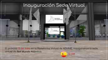 Noticias Emprendedores | Inauguración Sede Virtual de Red Mundo