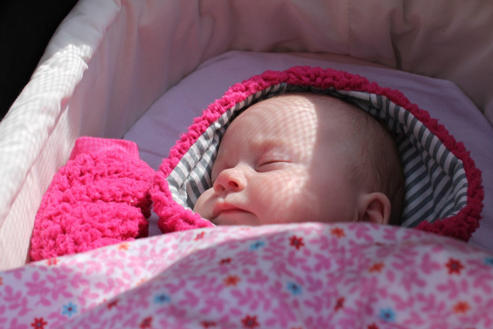 Fotografia Carrito de bebé plegable
