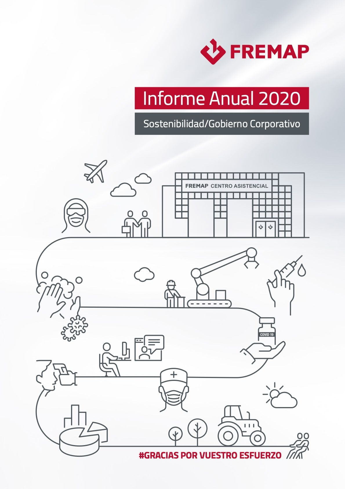 Fotografia Informe Anual 2020 FREMAP