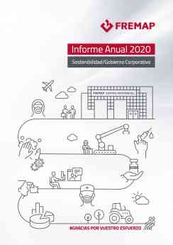 Noticias Emprendedores | Informe Anual 2020 FREMAP