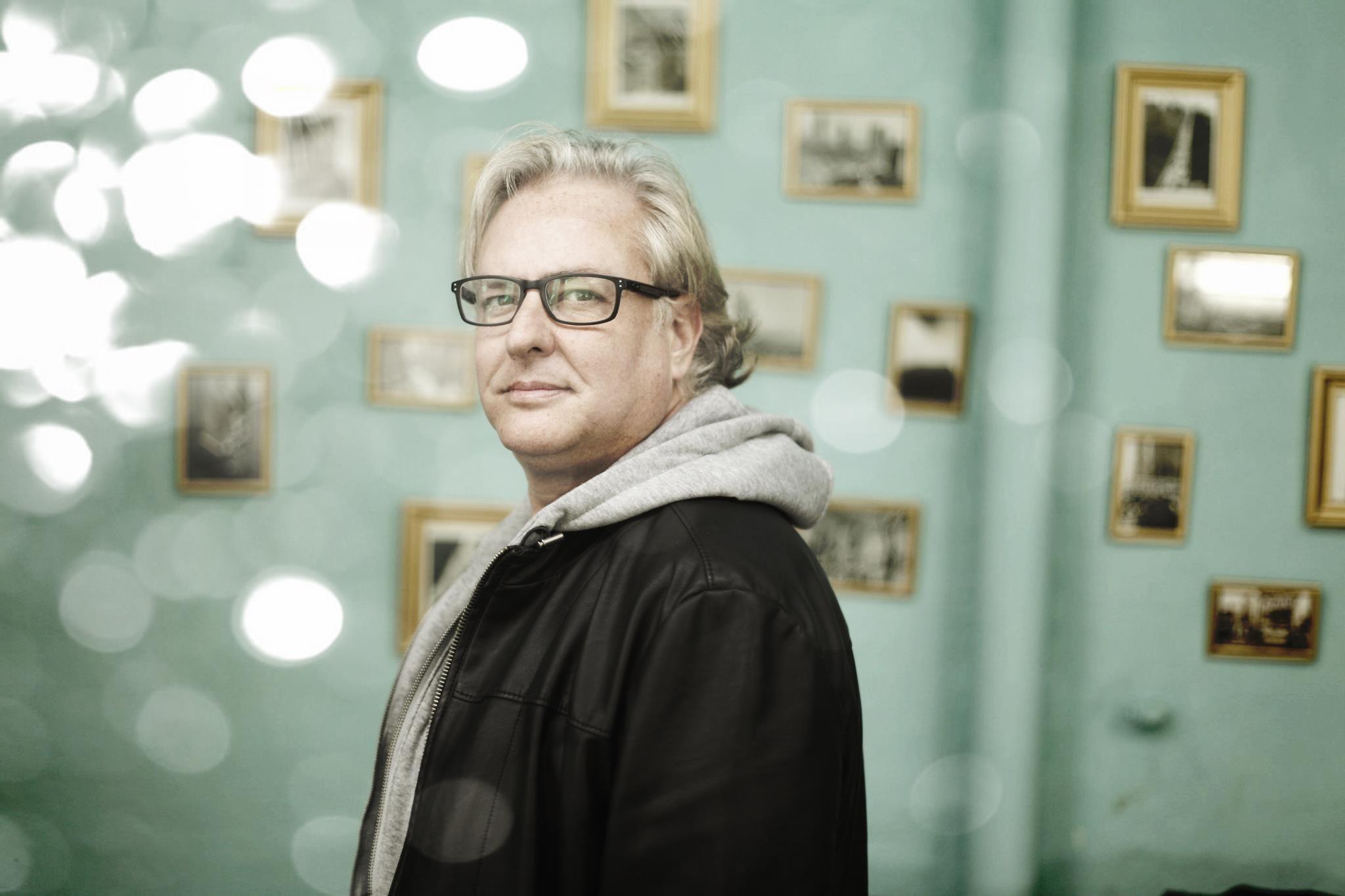 Eddy Cardellach el productor de cine del momento