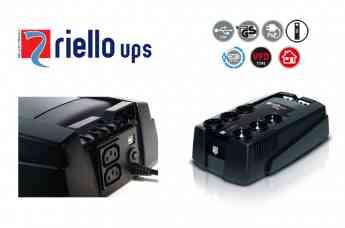 SAI iPLUG de Riello UPS