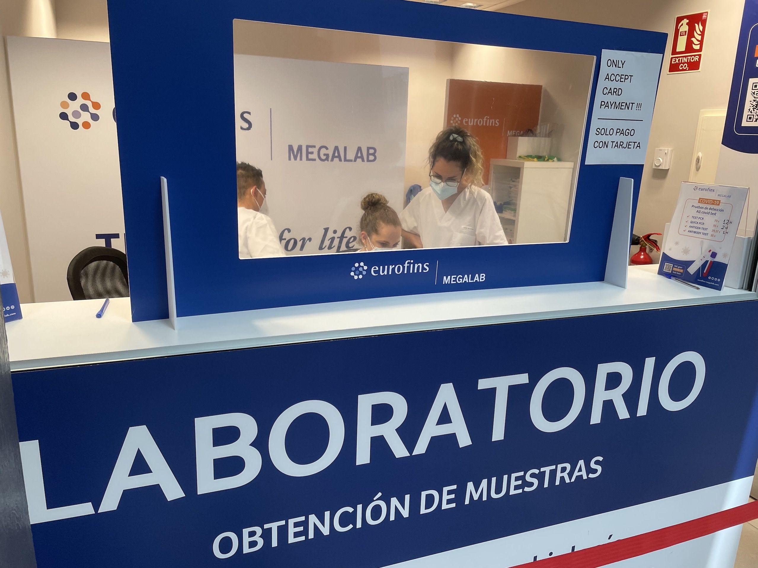 Foto de Eurofins Megalab facilitará la realización de pruebas