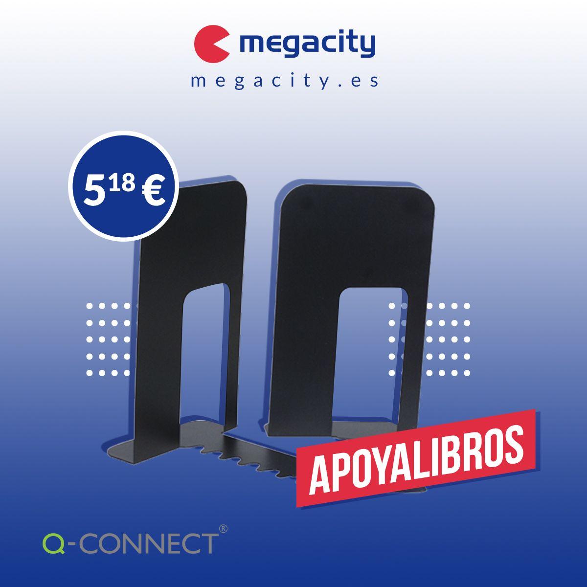 Descubrir los mejores apoyalibros en Megacity