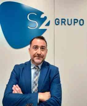 Pepe Calderón, nuevo Account Manager en la región  Madrid de S2 Grupo