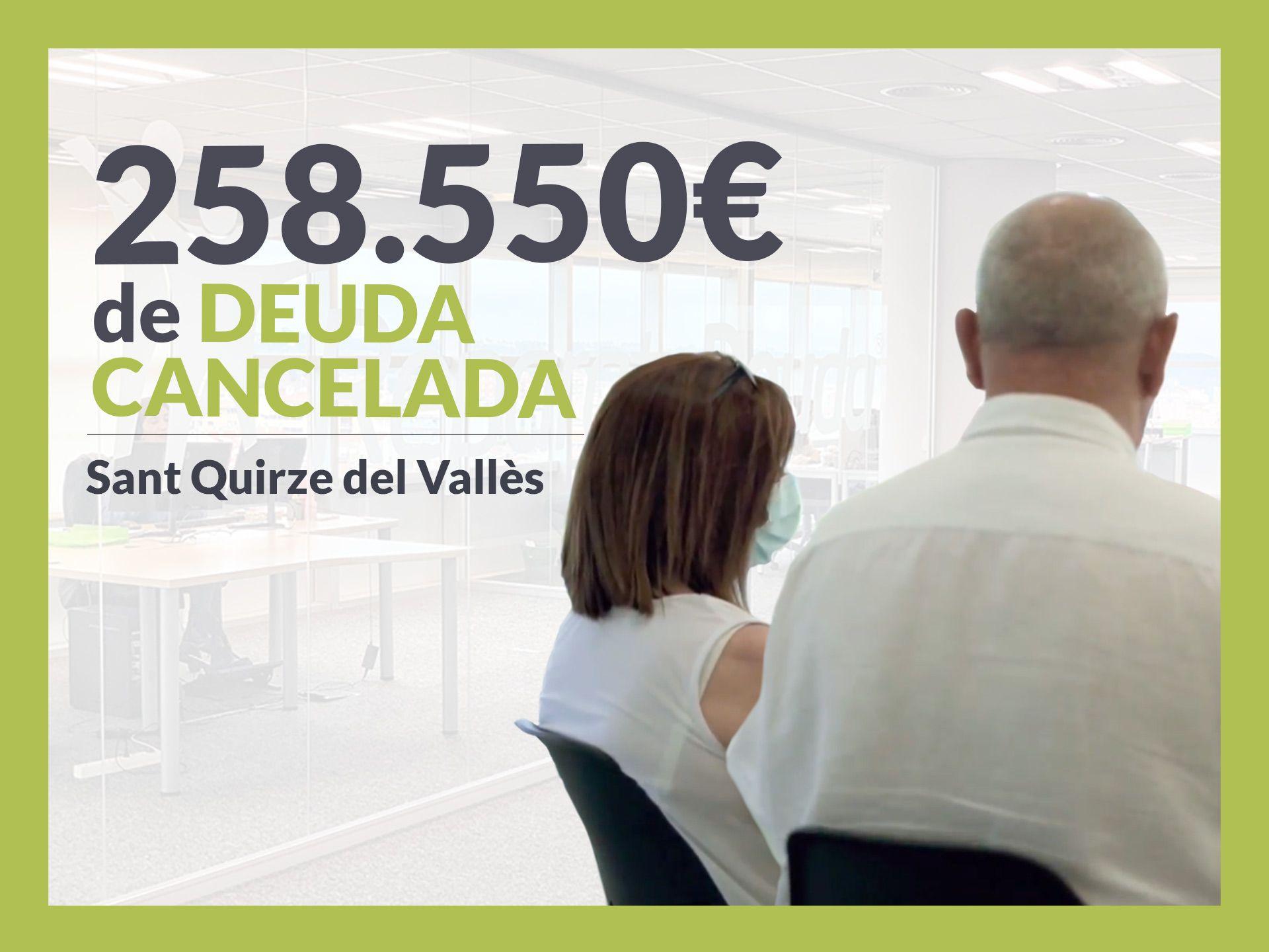Foto de Josep y María Nieves, exonerados con Repara Tu Deuda con la