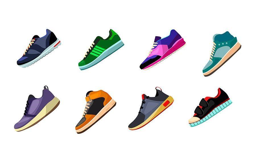 Fotografia zapatillas