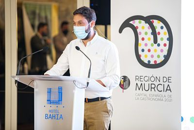 Fotografia Juan Francisco Martínez Carrasco, director del Instituto