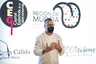 Fotografia Pablo González-Conejero, chef de Cabaña Buenavista
