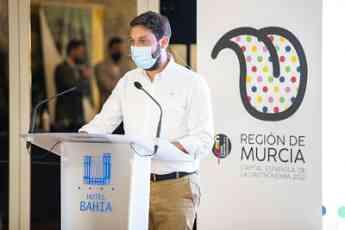 Juan Francisco Martínez Carrasco, director del Instituto de Turismo de la Región de Murcia