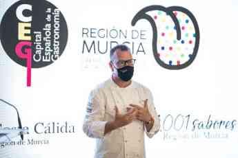 Foto de Pablo González-Conejero, chef de Cabaña Buenavista