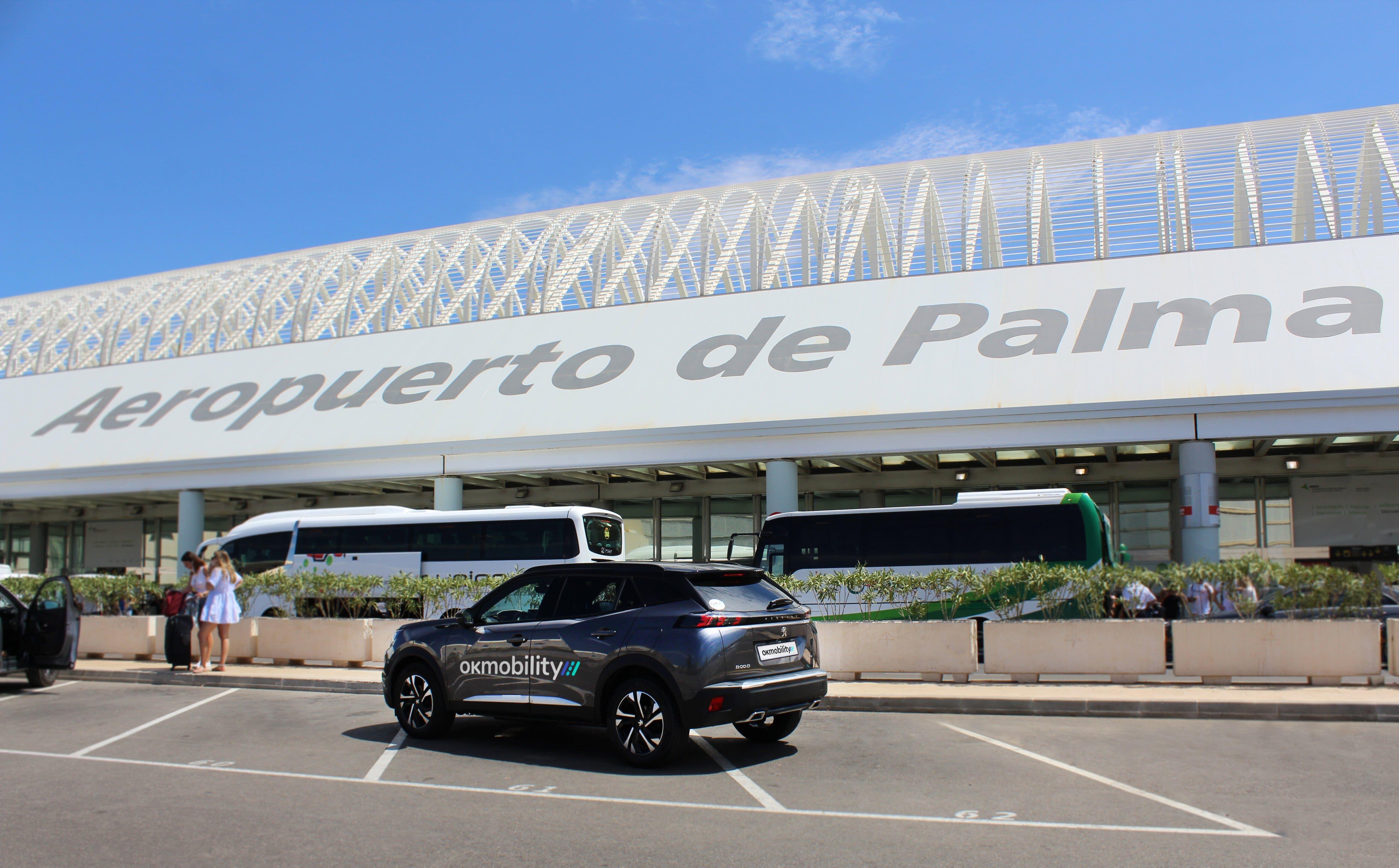 Fotografia OK Mobility Aeropuerto de Palma de Mallorca