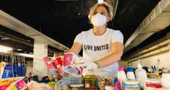 United Way se propone conseguir 1 millón de euros con su campaña #ÚneteALosQueAyudan para ayudar en la recuperación de los más d