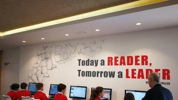 Foto de Logos International School de las Rozas de Madrid, colegio de