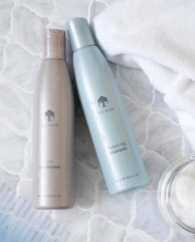 Nu Skin balancing Shampoo & Rich conditioner