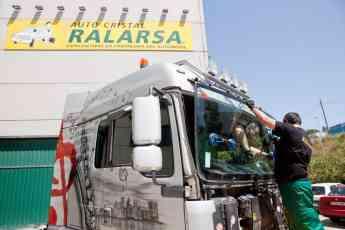 Servicio de Ralarsa Trucks