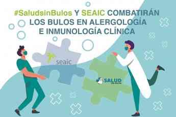 #SaludsinBulos y SEAIC combatirán los bulos en alergología e