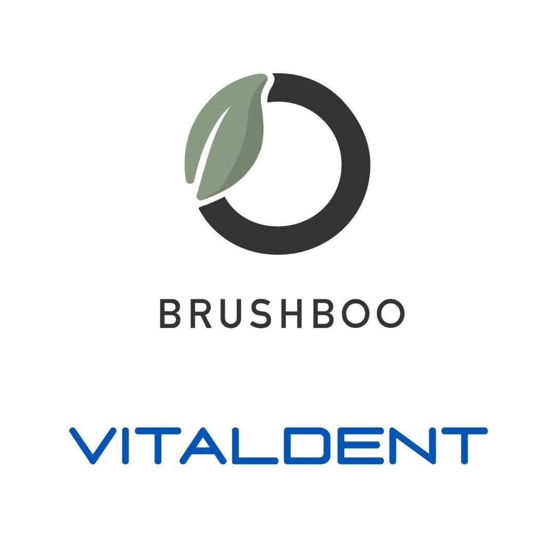 Fotografia Union Brushboo y Vitaldent