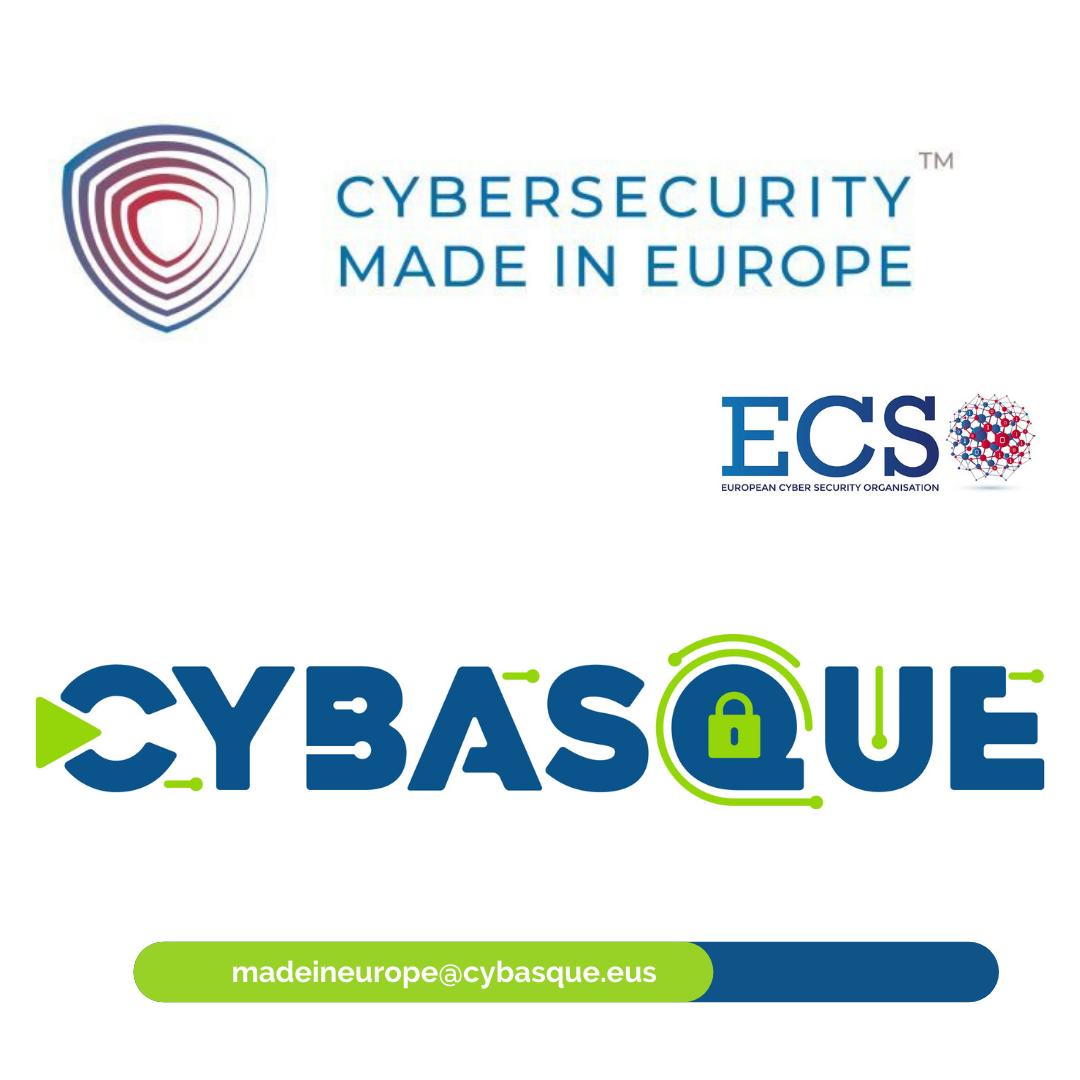 """Un total de 8 empresas obtienen el sello """"Cybersecurity Made in Europe"""" emitido por Cybasque"""