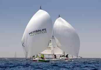 Herbalife Nutrition patrocina la nueva clase J70 y un barco de la