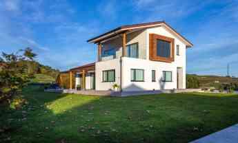 Casa Patxaran, Cantabria. Vivienda unifamiliar de obra nueva