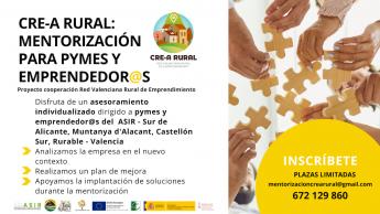 Noticias Emprendedores | CRE-A Rural abre la inscripción al programa