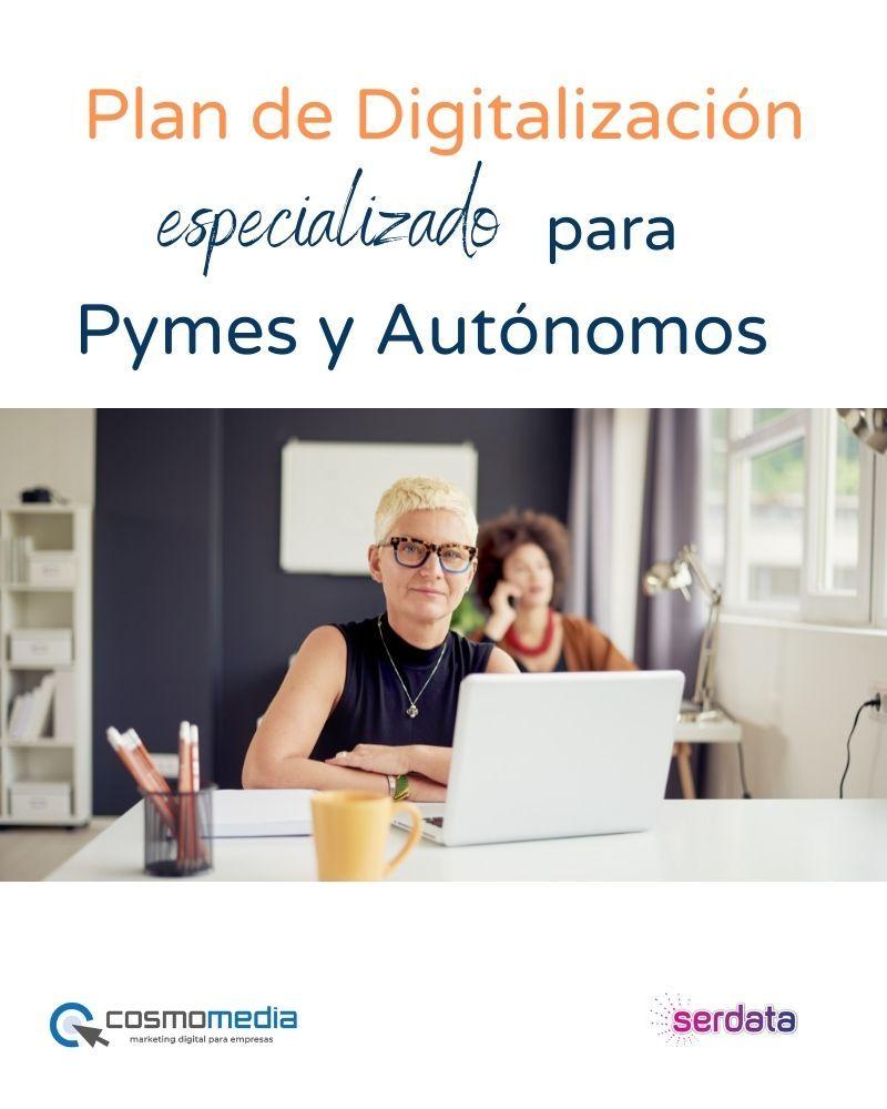Fotografia Plan de Digitalización especializado para Pymes y