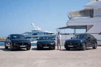 Noticias Baleares | Flota top premium OK Mobility - Othman Ktiri