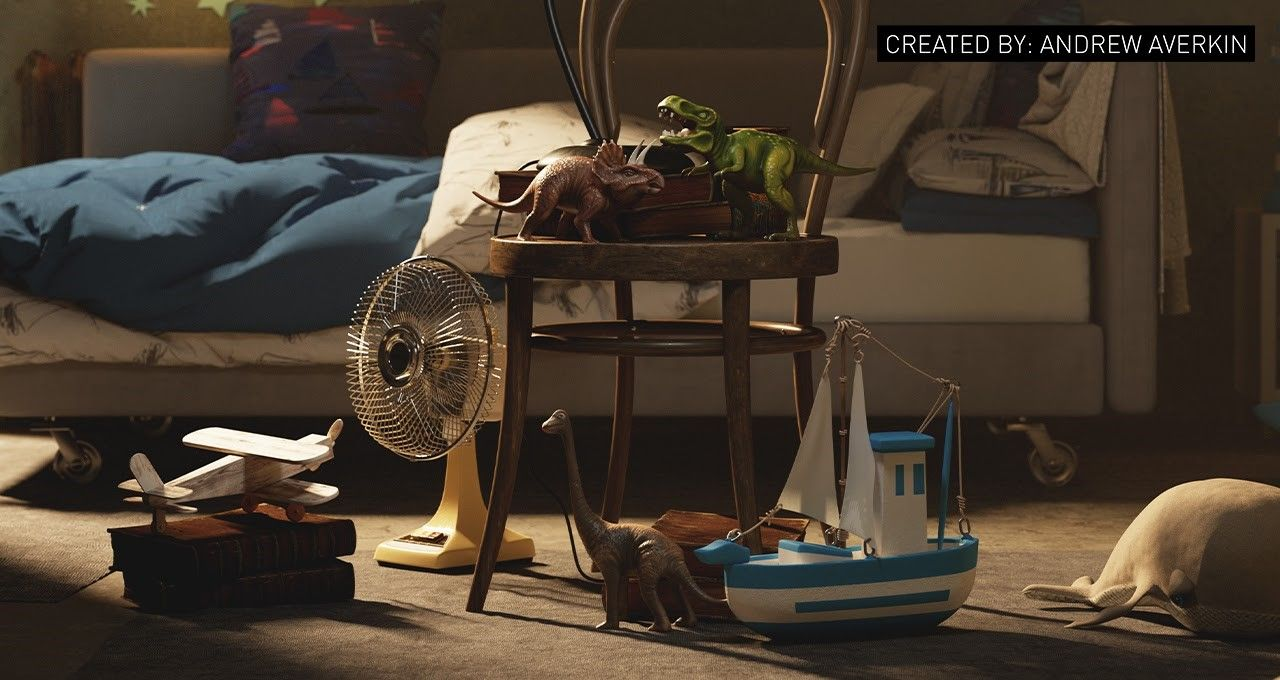 NVIDIA Studio presenta novedades en SIGGRAPH 2021